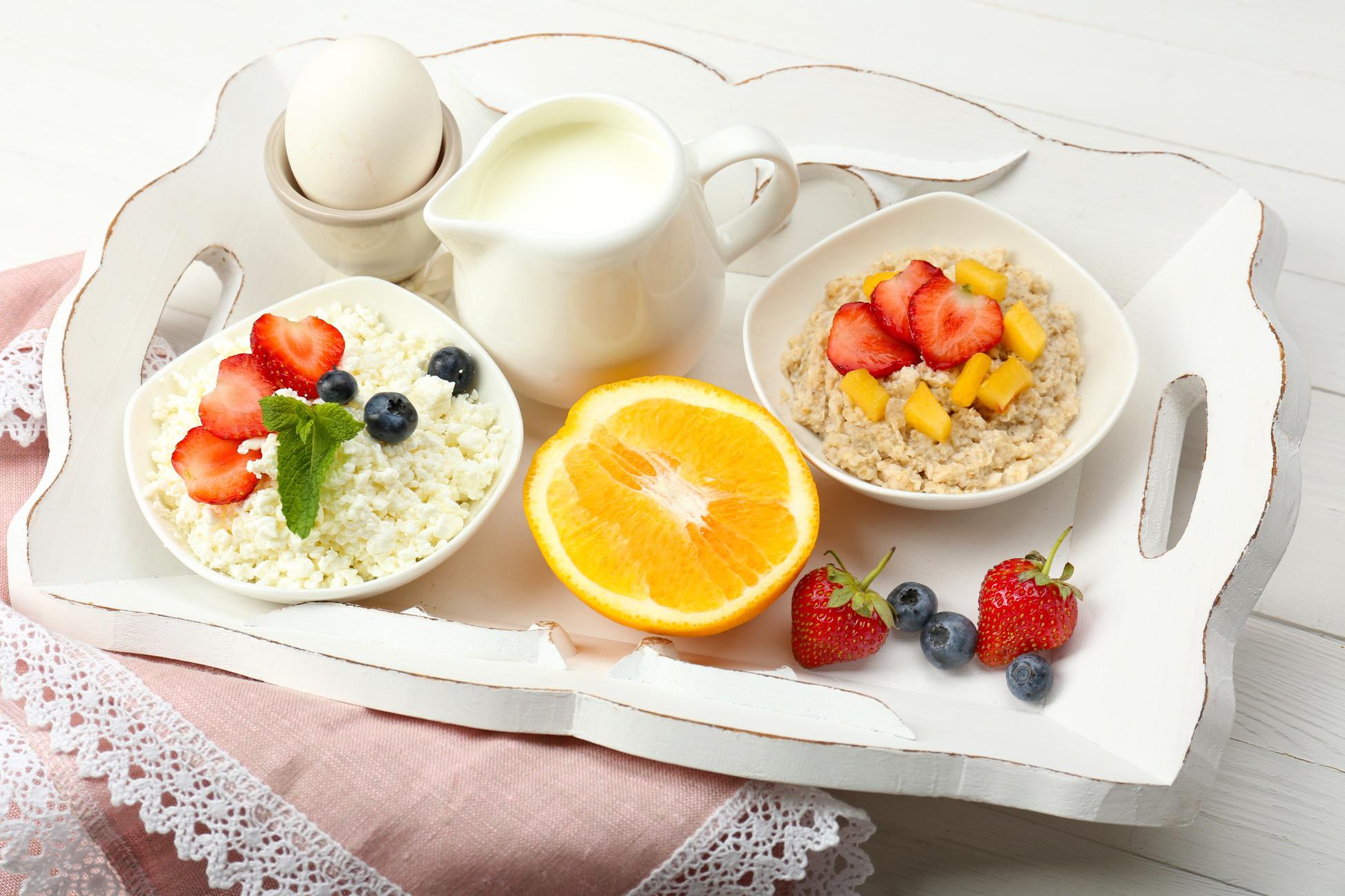 śniadanie Do łóżka Raz Wyspanipl